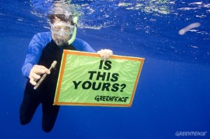 Campagne Greenpeace