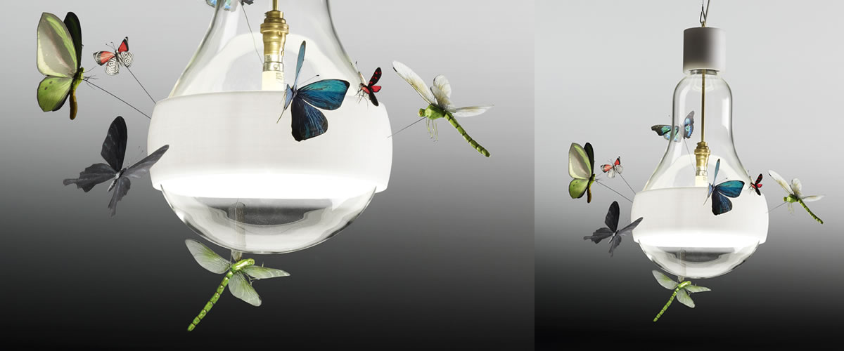 Design sostenibile 2 art po tique eurekonews for Ingo maurer lampadario