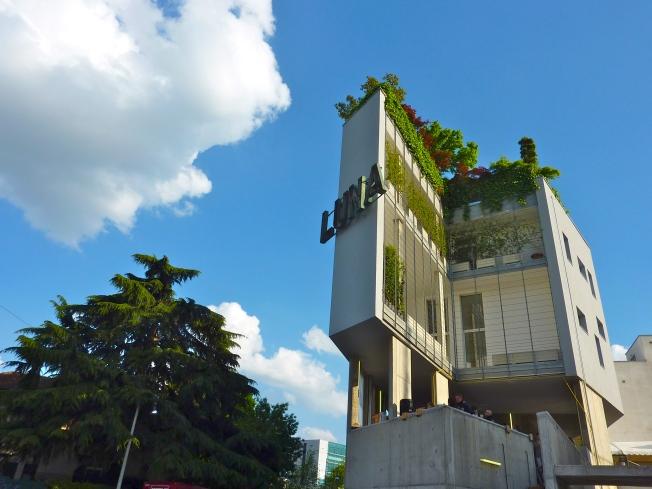 Luna-Design week Lambrate Milan 2012